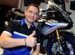 Pawe� Szkopek kierowc� wy�cigowym Yamahy Motor Polska