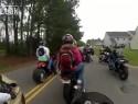 Drag bike wkreca plecak