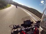 Yamaha MT-09 Tracer - test onboard