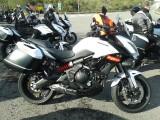 Kawasaki Versys 650 test z