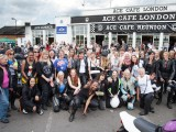 rekord swiata kobiety na motocyklach z