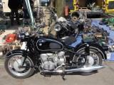 Warszawski Bazar Motocyklowy odrestaurowane BMW z