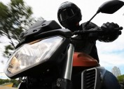 Yamaha MT-125 2014 - test w Hiszpanii