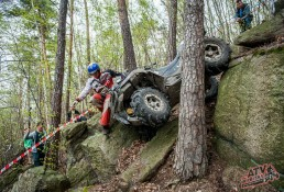 skaly corrida ATV Polska z