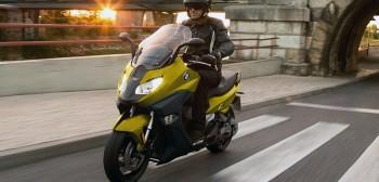 Skutery BMW. Bezkonkurencyjna mobilność, awangarda technologii