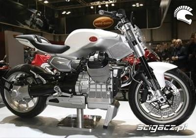 Moto Guzzi V12 Strada Concept