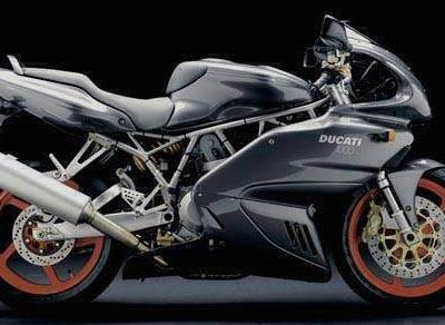 Ducati SS 1000DS