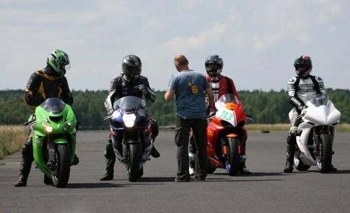 Wyjątkowe szkolenie motocyklowe w Motopark Ułęż już w najbliższą niedzielę