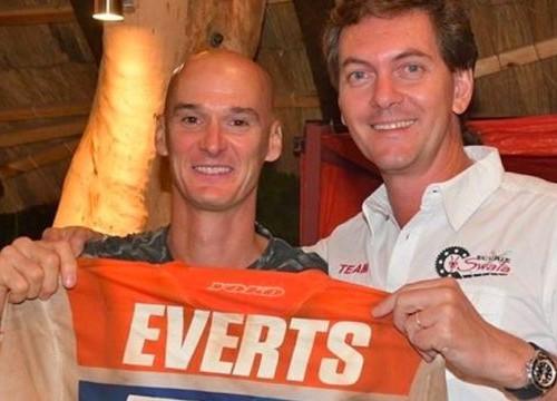 Stefan Everts uratowany - zagrożenie dla życia minęło