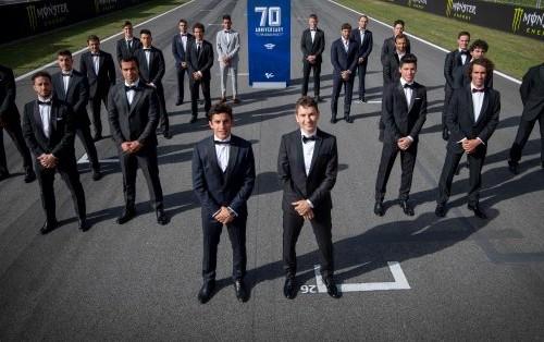 MotoGP świętuje 70. urodziny podczas Grand Prix Katalonii