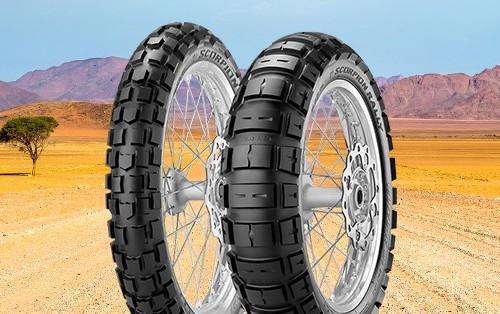 Opony Pirelli Scorpion Rally wygrały test porównawczy magazynu