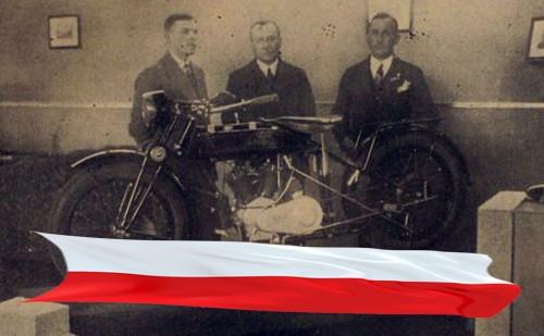 Zapomniana legenda Lecha. Tak rodził się pierwszy polski motocykl