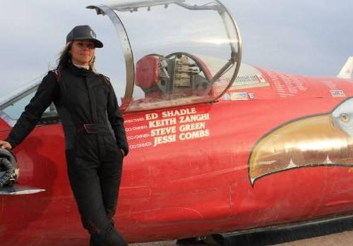 Jessi Combs pośmiertnie uznana za najszybszą kobietę na świecie