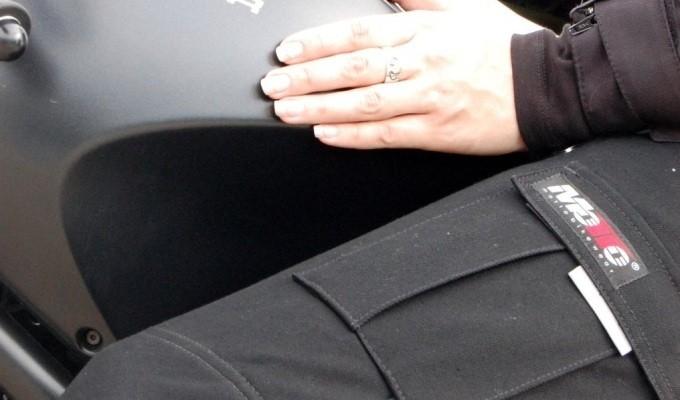 Mottowear Nami - motocyklowe jeansy dla kobiet