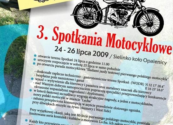 80-te urodziny Lecha, czyli pierwszego polskiego motocykla