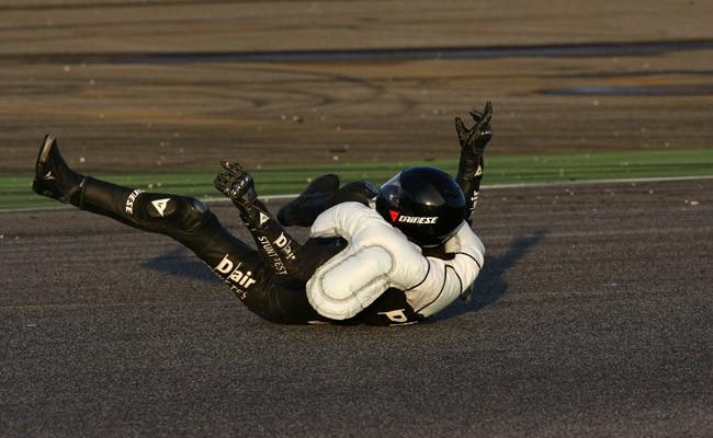 D-air Racing - poduszka powietrzna dla ścigantów