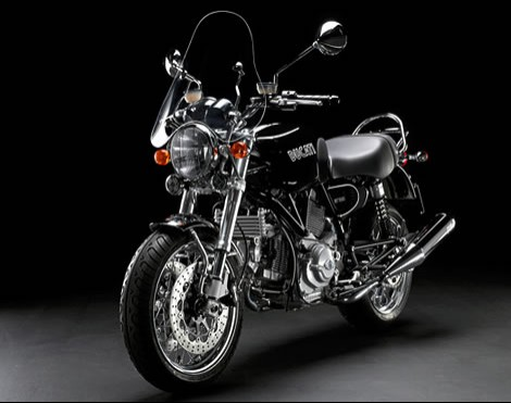 Ducati GT 1000 Touring
