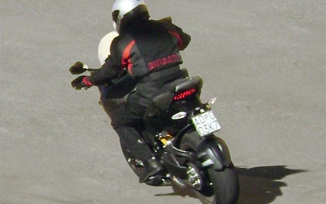 Ducati - nowa Multistrada przyłapana
