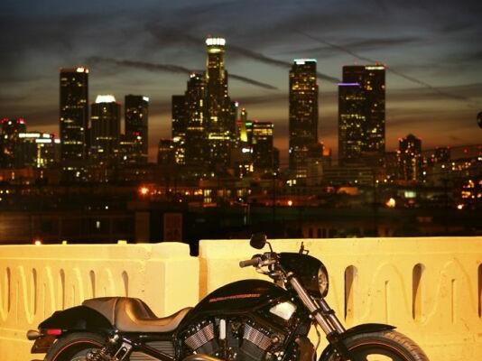 Harley Davidson Night Rod Special – z piekła rodem