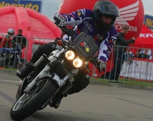 Honda Gymkhana 2012 - 1 runda już w maju!