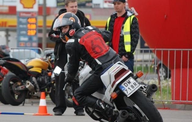 Honda Gymkhana - Warszawska runda wystartowała!