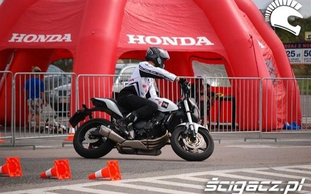 Honda Gymkhana - najbliższy weekend w Poznaniu