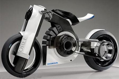 Honda Oree -  elektryczny motocykl koncepcyjny