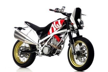 Husqvarna SMQ - motocykl koncepcyjny