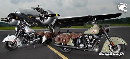 Indian Motorcycle - dwa nowe modele motocykli na 2010