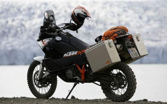 KTM 990 Adventure R 2009