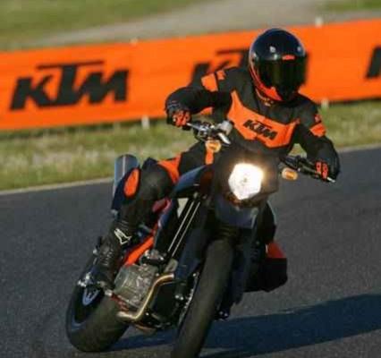 KTM Test Day 2008 coraz bliżej