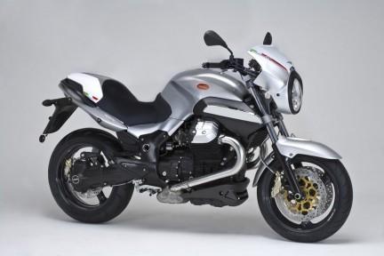 Moto Guzzi 1200 Sport 4V na 2009