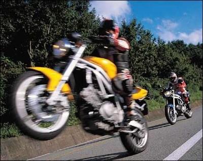 Motocyklista skazany dzięki filmowi na YouTube