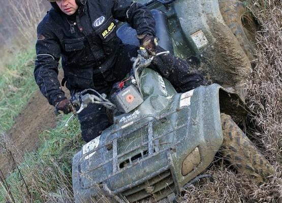 SUZUKI MOTOR POLAND partnerem pucharu ATV POLSKA