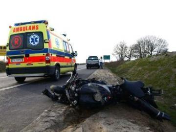 Śmierć czterech motocyklistów