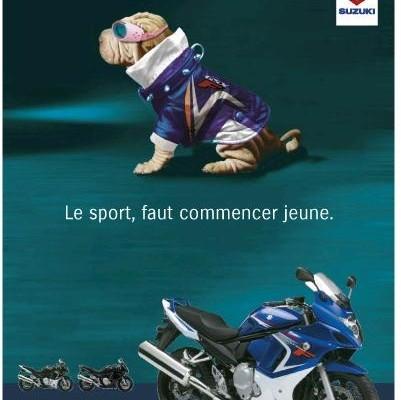 Suzuki zna się nie tylko na motocyklach