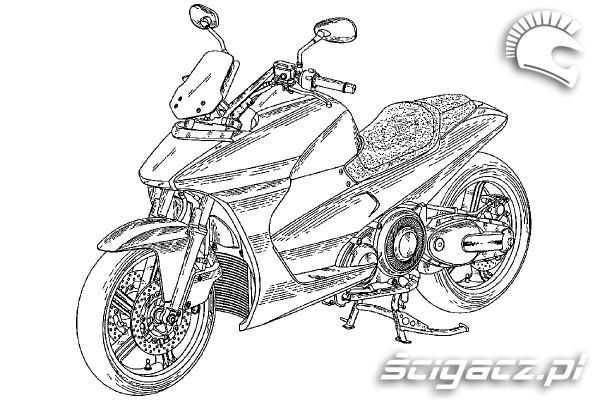 Yamaha szykuje konkurencję dla DN-01