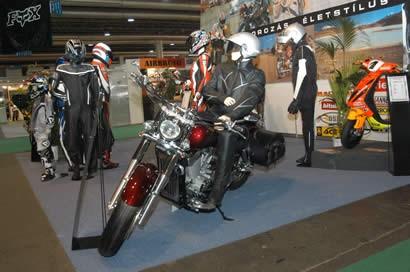 Budapest Motor Exhibition 2005