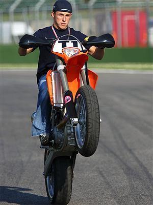Kierowcy F1 na KTM'ach