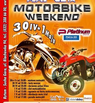 Zapraszamy na Planeta Motorbike Weekend