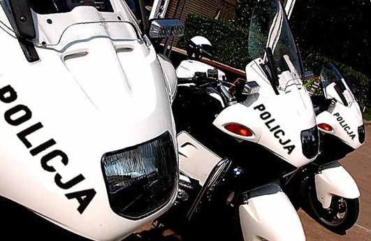 Nowe motocykle dla Policji