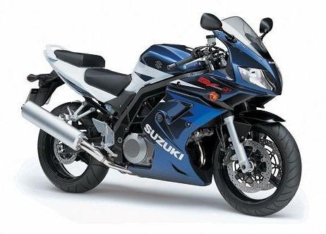 Nowa wersja - Suzuki SV1000SZ