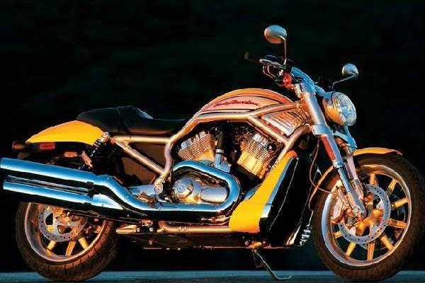 Rekordowa wartość Harley-Davidson'a