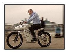 Rewolucyjny motocykl jest za cichy!