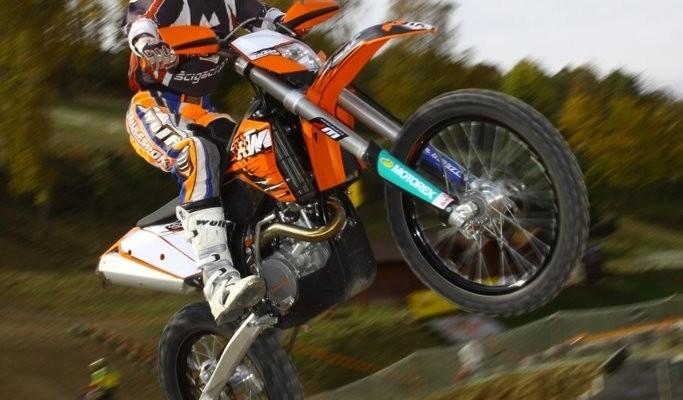 KTM EXC 450 2010 Rekluse