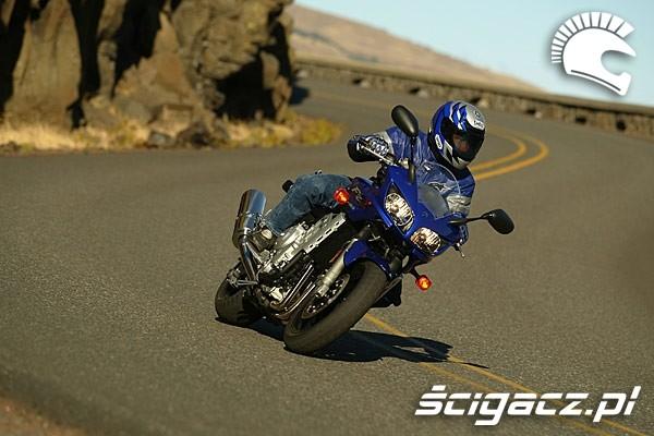 Yamaha FZ1/FZS 1000 Fazer