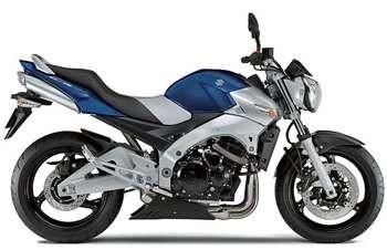 Nowy brutal w ofercie Suzuki – GSR600