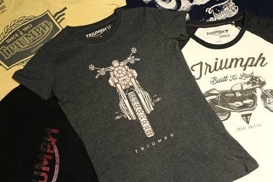 3 w cenie 2. Ubierz siebie i swoją rodzinę w t-shirty TRIUMPH!