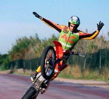 AC Farias - żywa legenda stuntu