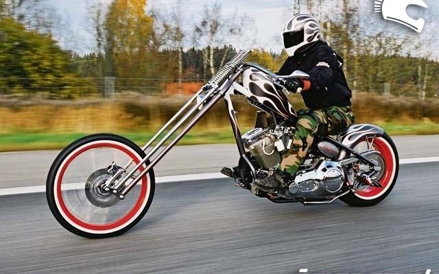 Custom Bikes - jak, kiedy, dlaczego
